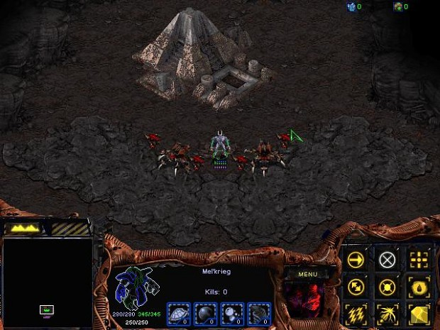 Starcraft Brood War Zerg Units
