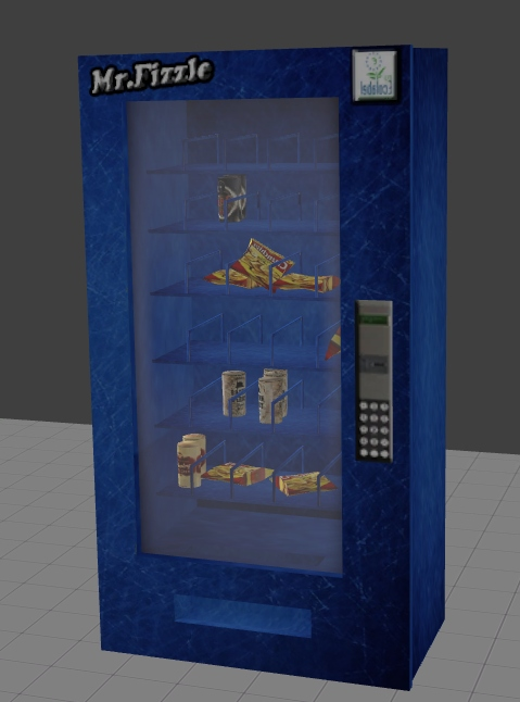 [OLD STUFF] Snack machine