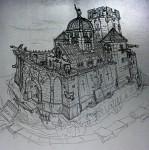 Human Command Castle