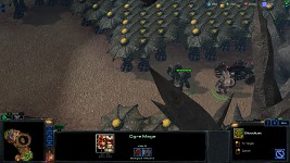 Warcraft 2 In Game First view