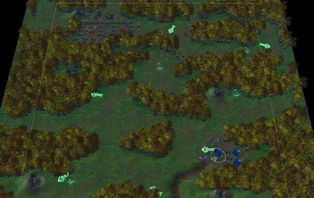 Human campaign Terrain 1-7