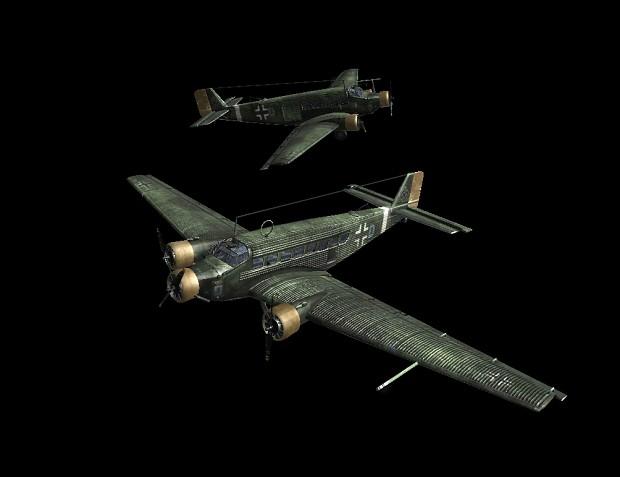 New JU-52 Skin