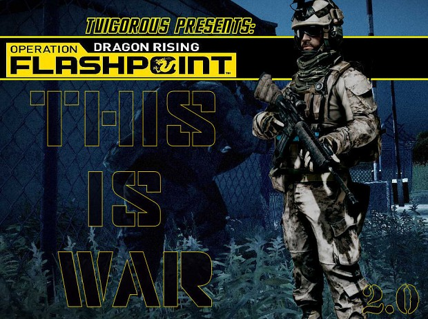 This Is War 2.0 graphic