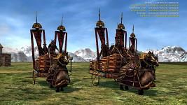 Rhun chariots