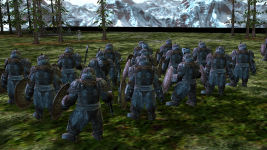 Iron Hills Soldiers