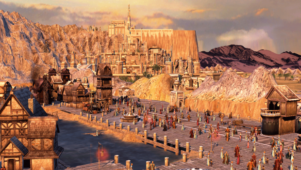 Docks of Minas-Tirith
