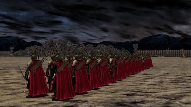Lindon Warriors - Last Alliance