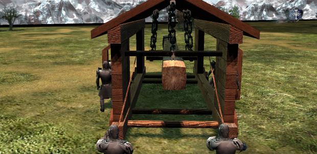 Gondor's Big Battering Ram