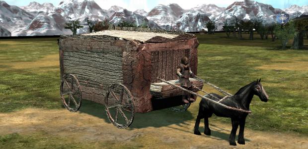 Mordor wagon