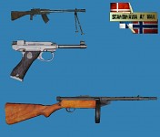 New Finnish Weapons