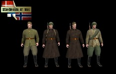 New russian army skins
