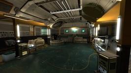 Kraken Base Interior