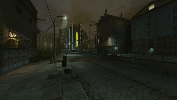 Manhack Arcade - Exterior/Street view