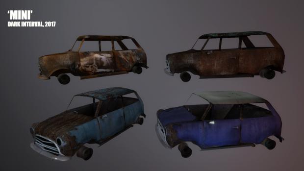 'Mini' Car Retexture