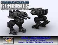 USA Juggernaut