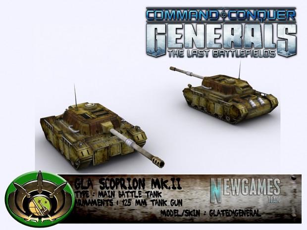 GLA Scorpion Tank Mk.II