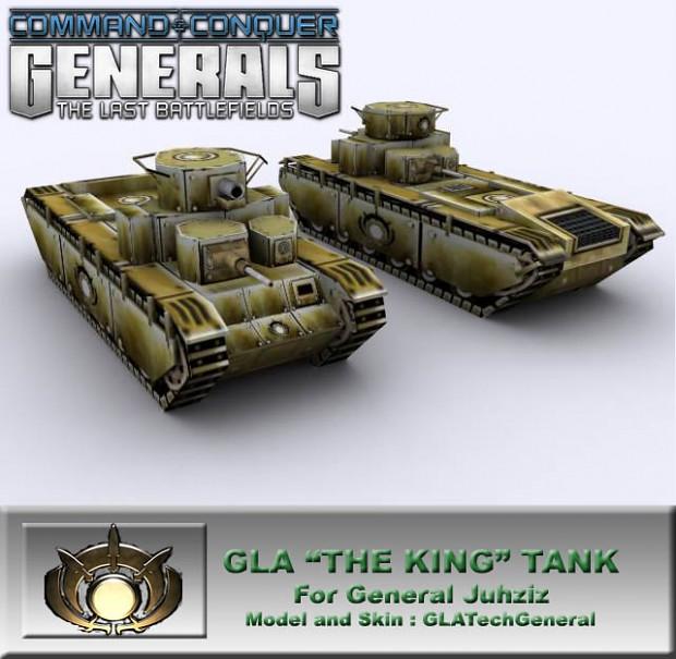 "GLA ""The King"" Tank"