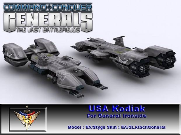 USA Kodiak
