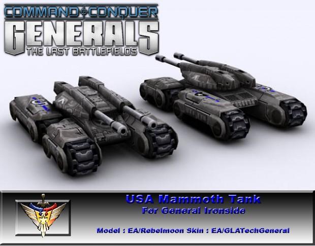 USA Mammoth Tank