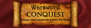 New Warsword Conquest Logo
