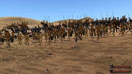 The Tomb Kings Empire marches off to war!