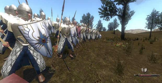The Asur are ready to defend their lands.