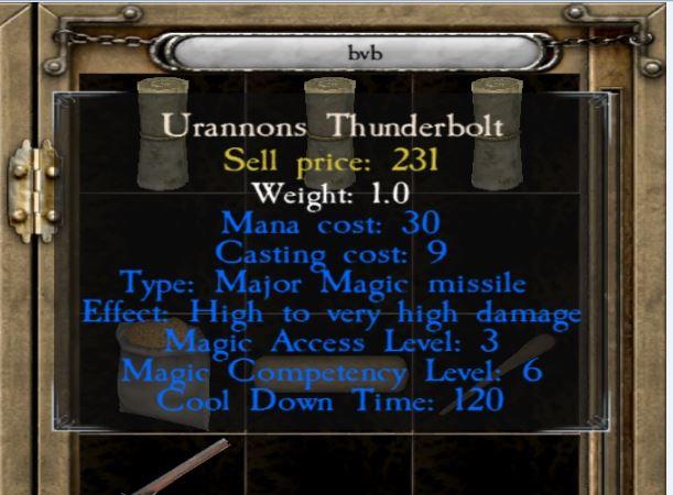 Celestial magic contains high impact spells