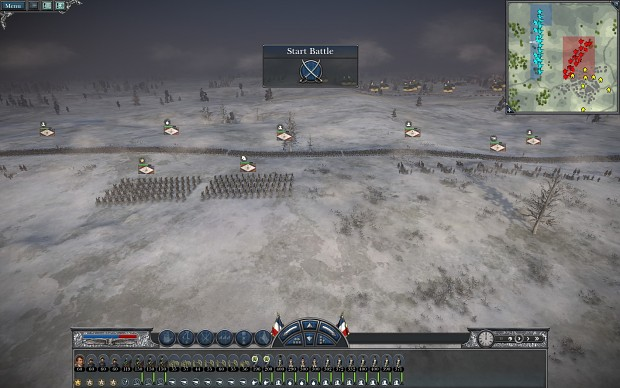 Napoleon: Total Combat Enlarged Armies!