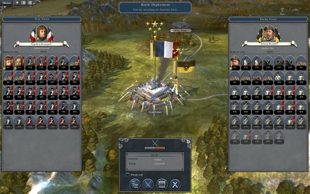 Napoleon: Total Combat Enlarged Armies!