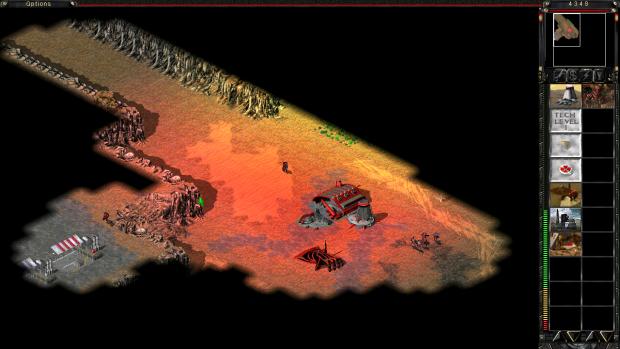 3rd Screenshots: Nod Mission 1 Mutant Cyborgs 03