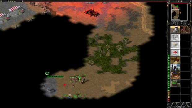 3rd Screenshots: Nod Mission 1 Mutant Cyborgs 04