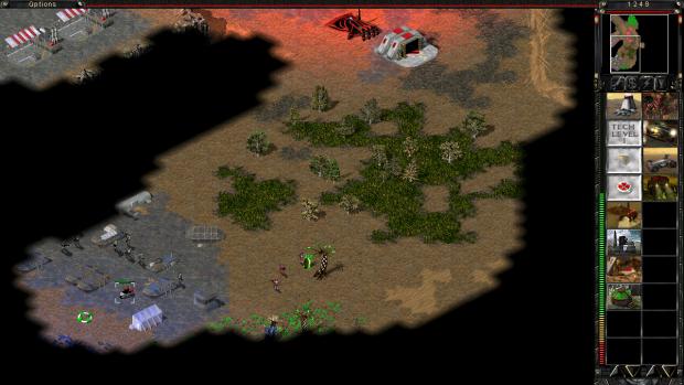 3rd Screenshots: Nod Mission 1 Mutant Cyborgs 05