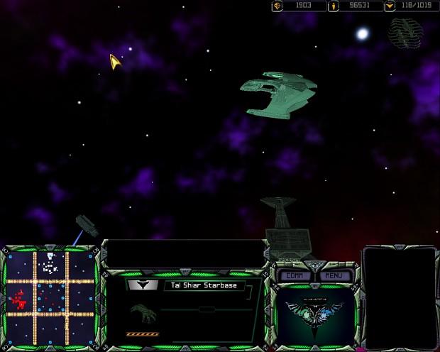 Romulan Ingame shots