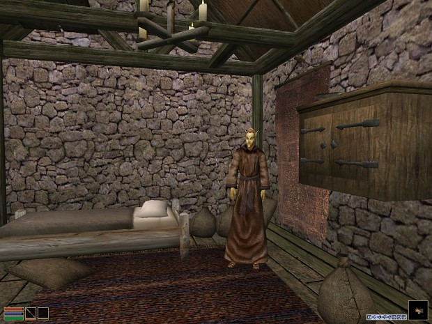 Old Teds House Image Balmora Markets Mod For Elder Scrolls Iii