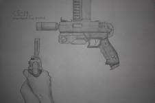 Standard Cop Pistol