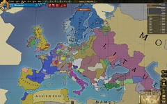 My current Game with ImprovedEU3