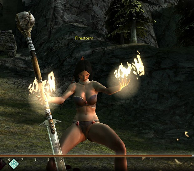 Ff13 lightning naked