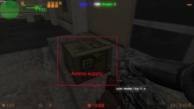 STMP2.1 Ammo supply