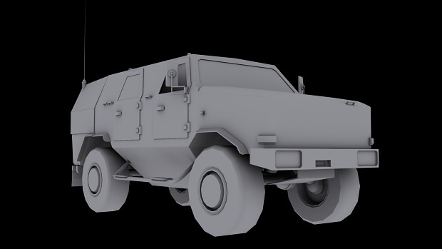 Dingo Jeep