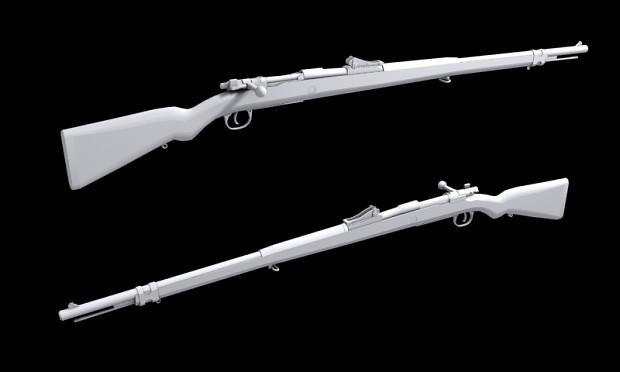 G98 Rifle