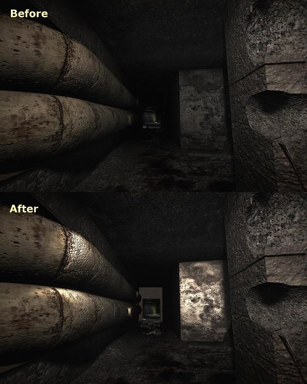 [DS3] New Spot Lighting