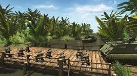 DCG for Men of War: Vietnam