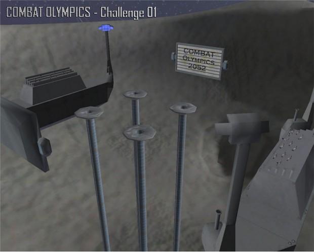 Combat Olympics Challenge 01