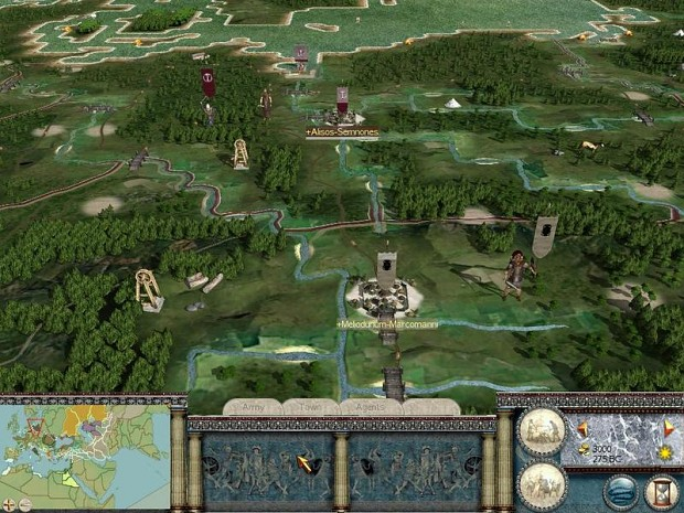 [CATW 2.0] Forests of Germania