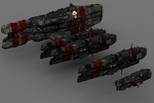 New Vaygr Ship Paint