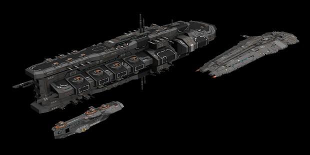 new hiigara battleship
