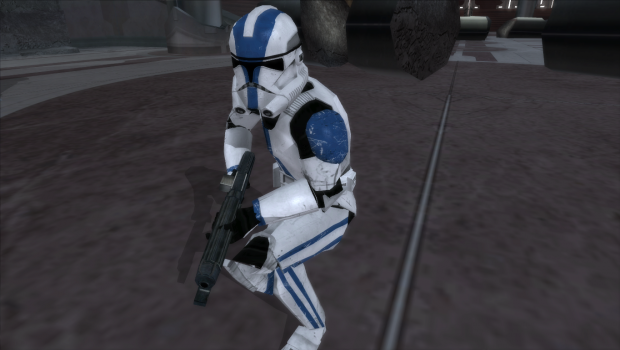 Some screenshots of Clone Wars