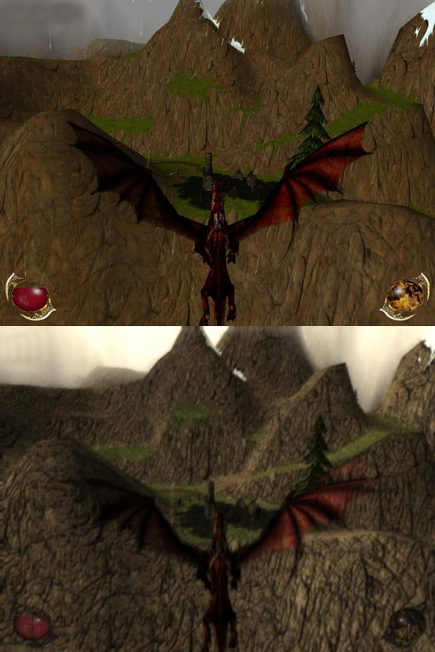 Drakan Eye Candy comparision