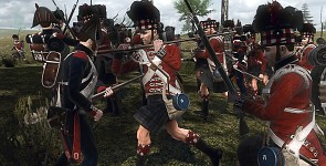 Highlanders and Bavarians