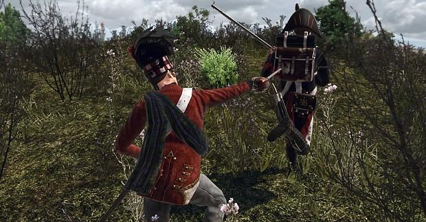 Highlanders of the Black Watch
